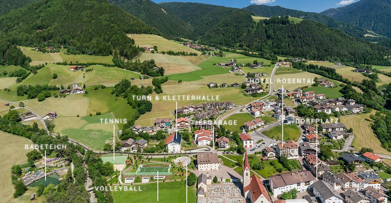 Visiting South Tyrol's Hiking Valley