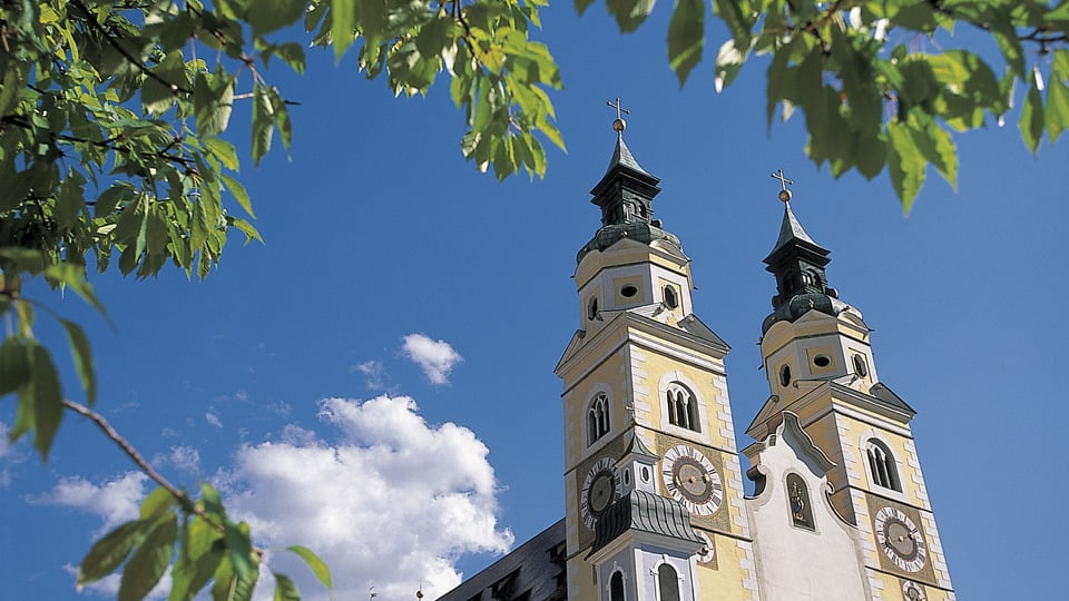 Shopping in Brixen and its holiday villages