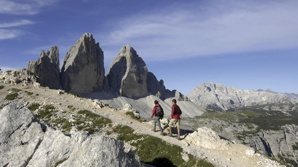 Excursions to the Dolomites